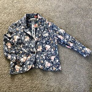 Anthro Daughter Of The Liberation Blazer Size 12